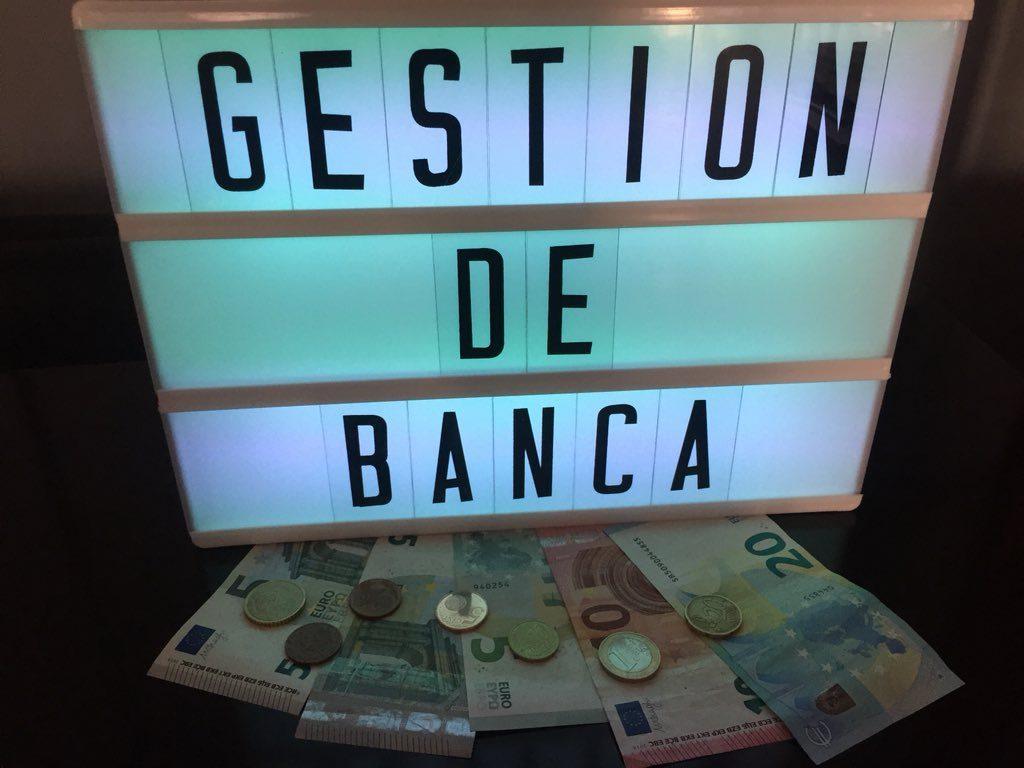 Gestión de banca
